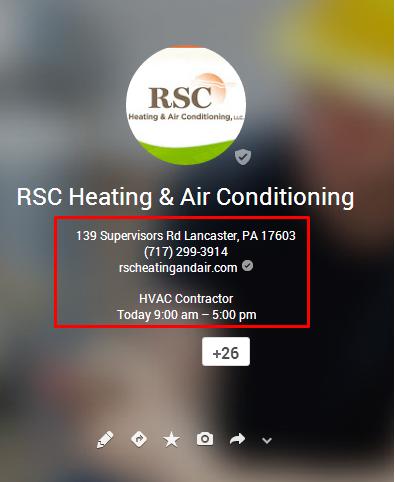 rsc-heating