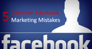 5 Common Facebook Mistakes