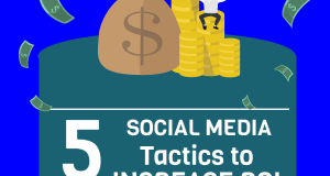5 Social Media Tactics to Increase ROI